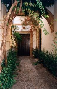 Calleja judería Córdoba