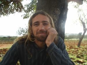 Rafael Alcántara, autor del libro