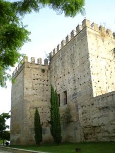 Torres del alcázar