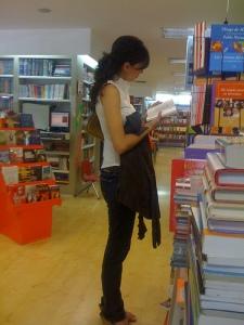 Joven librería
