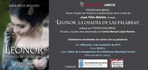 presentación Leonor definit