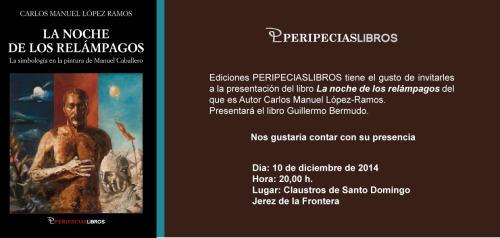 INVITACION CARLOS MANUEL LOPEZ