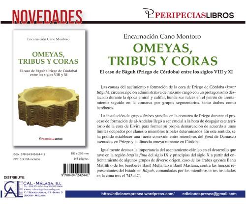 novedad OMEYAS, TRIBUS Y CORAS