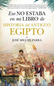 Cubierta_Eso no estaba en mi libro de Historia del Antiguo Egipt